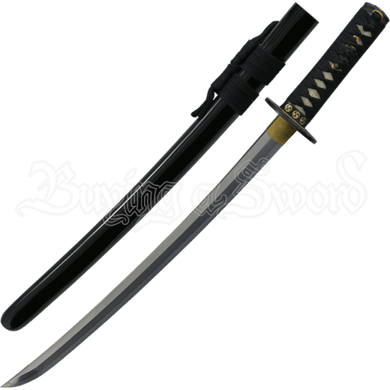 Wind and Thunder Wakizashi