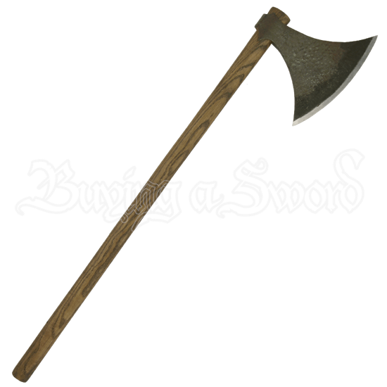 Viking Axe Antiqued