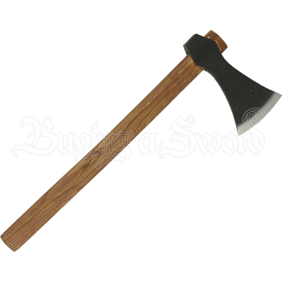 Antiqued Throwing Axe
