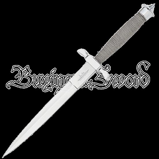 Silver Shadow Dagger