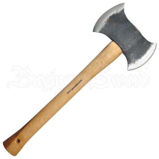 Double Bit Michigan Axe