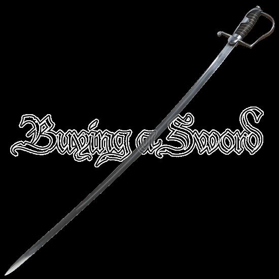WW2 Army Officers Cavalry Sword