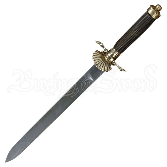Broad German Hunting Dagger