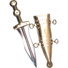 Brass Pugio Dagger