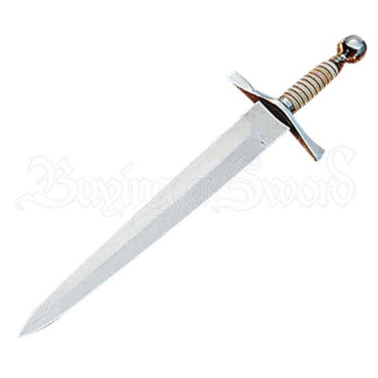 Medieval Bone Hilt Dagger
