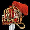 Silver Basket Hilt Scottish Sword