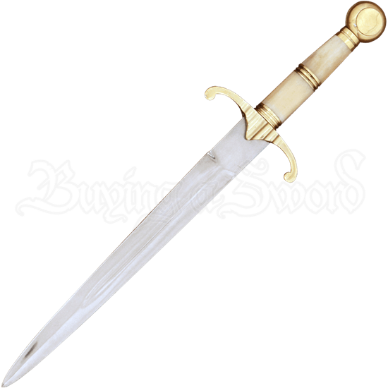 Guingate Dagger with Scabbard