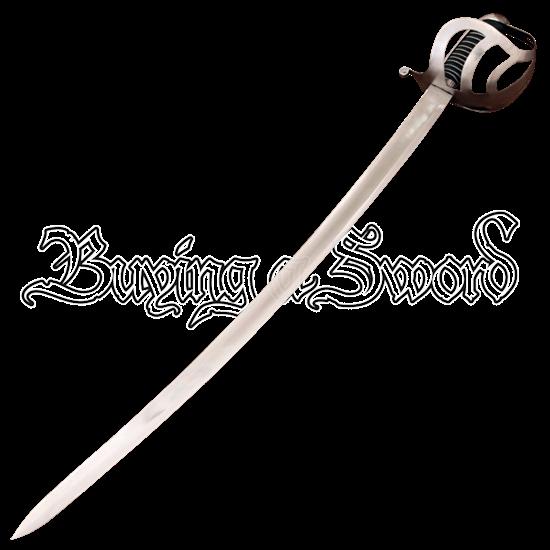 Basket Hilt Cavalry Sword