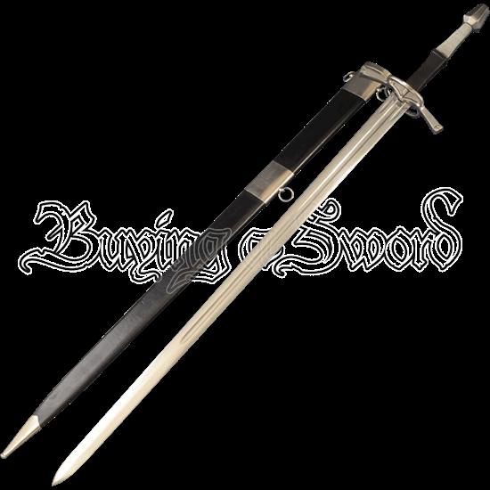 15th Century Blunted Ring Hilt Sword