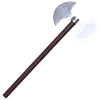 Long Hafted Double Bit Axe
