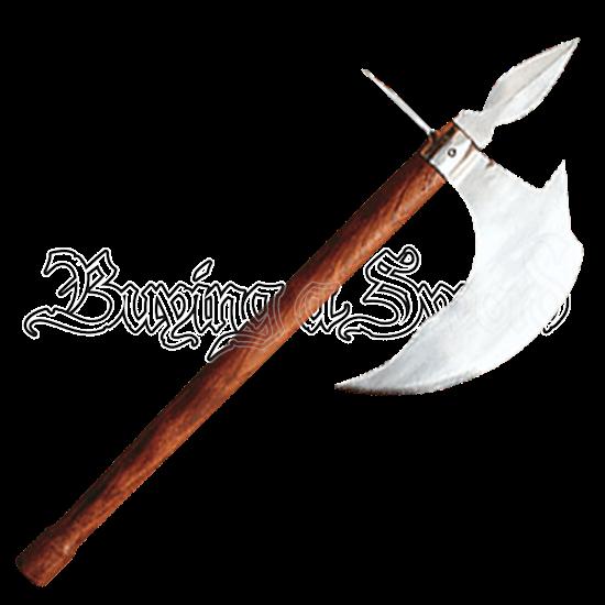 Spear Spiked Axe