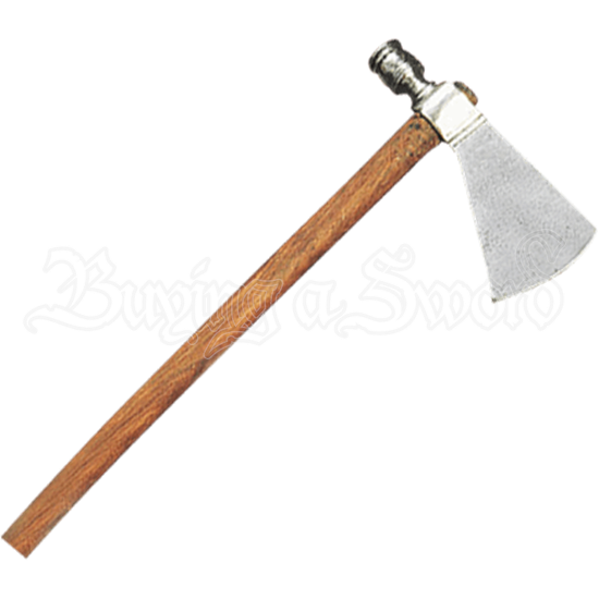 Red Indian Pipe Axe
