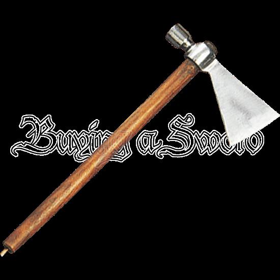 Frontier Steel Pipe Axe