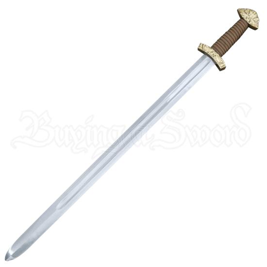 Warrior's Viking Sword with Scabbard