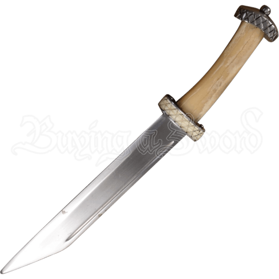 Bone Handled Viking Utility Dagger