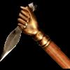 16th Century German Dagger Hammer
