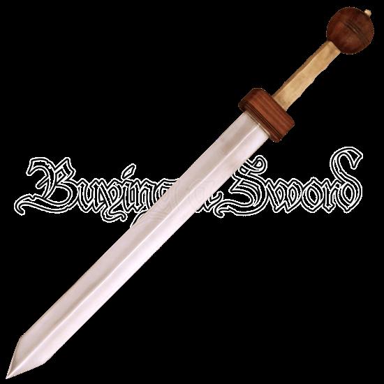 Ornate Pompeii Gladius Sword