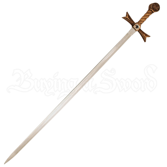 Two Knights Small Sword