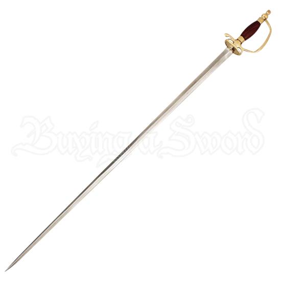 Ornate Renaissance Smallsword