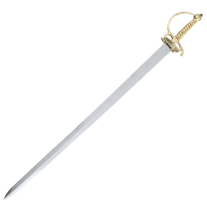 18th C. Cut and Thrust Sword