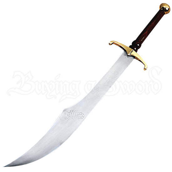 Scorpion Scimitar Sword