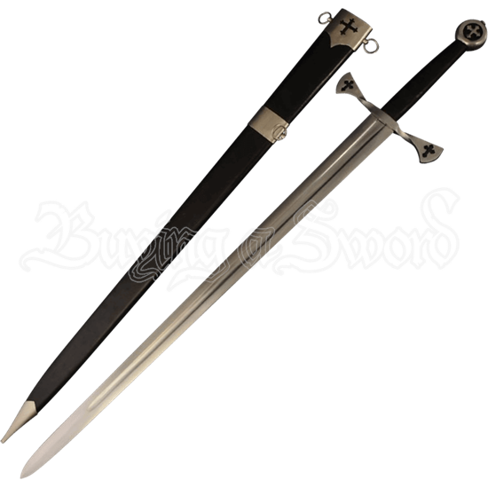 Molay Templar Bastard Sword