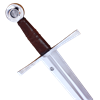 Crusader Sword With Scabbard and Belt