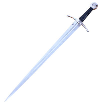 Medieval Knights Sword With Scabbard and Belt