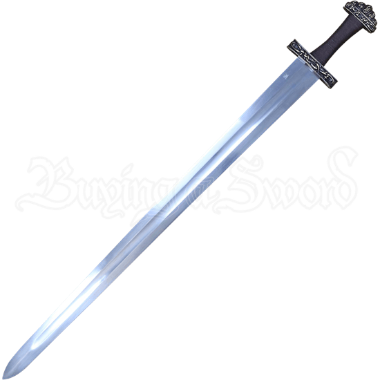 Oslo Viking Sword With Scabbard