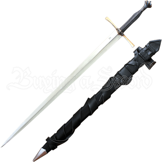 Sovereign Sword with Scabbard