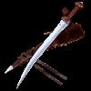 Roman Gladiator Sword With Scabbard