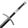 Witchking Sword With Scabbard