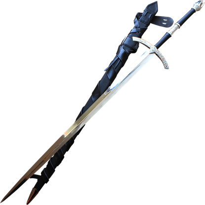 Witchking Sword With Scabbard and Belt