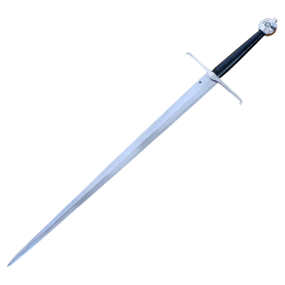 Black Prince Sword With Scabbard