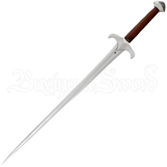Carpathian Sword With Scabbard