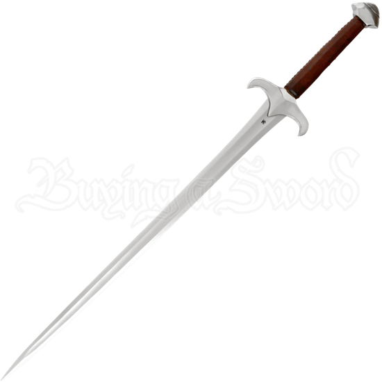 Carpathian Sword With Scabbard and Belt