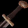 The Einar Viking Sword with Sword Belt