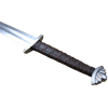 Guardlan Sword with Scabbard