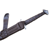 Guardlan Sword with Scabbard and Belt