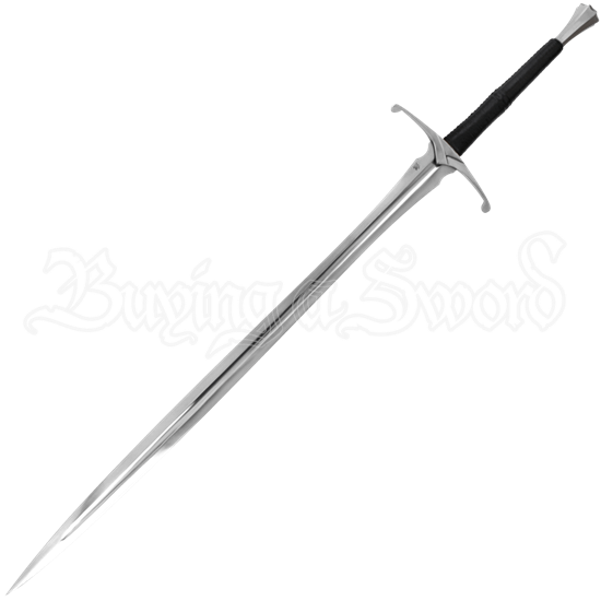 Feanor's Two Handed Sword With Scabbard