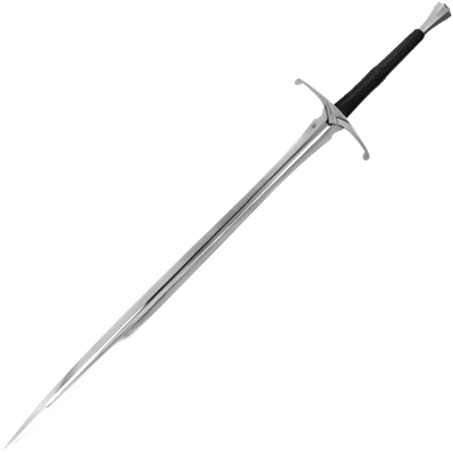 Feanor's Two Handed Sword With Scabbard and Belt