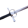 Ring Hilt Swiss Saber With Scabbard
