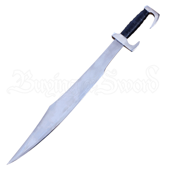 Spartan Sword With Scabbard and Belt