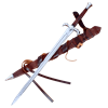Guardian Sword With Scabbard and Belt