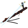 Limited Edition Excalibur Sword With Scabbard and Belt