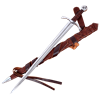 The Waylander Sword With Scabbard