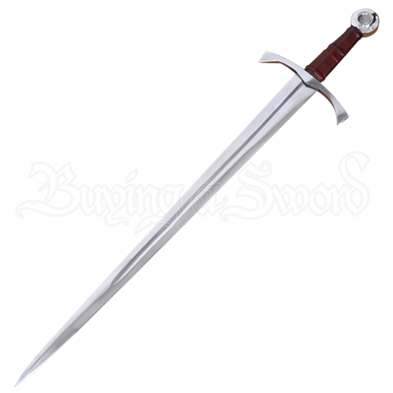 The Waylander Sword With Scabbard and Belt