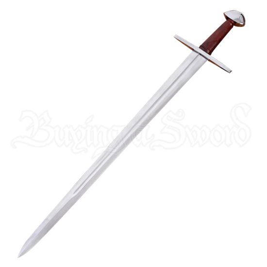 Type XII Medieval Sword With Scabbard and Belt