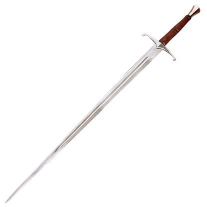 The Longford Sword With Scabbard