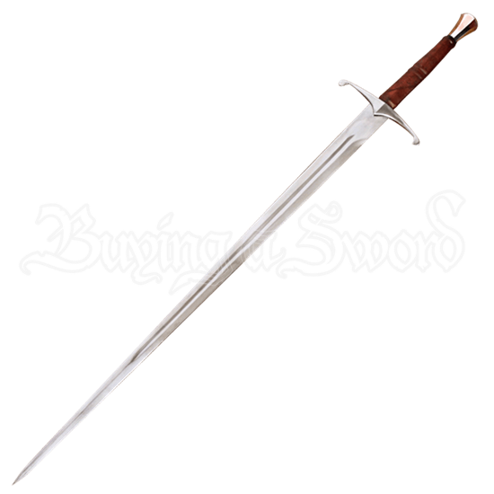 The Longford Sword With Scabbard and Belt